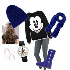 """Tween Fashion Inspired by Zoe - For the Love of Mickey"" by lmgrisez on Polyvore"