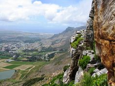 Silvermine Nature Reserve in Cape Town - Muizenberg visible on horison. Namibia, Red Sea, Nature Reserve, Saudi Arabia, Cape Town, The Locals, South Africa, Egypt, Dubai