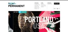 Photos and simple font make this museum web design : http://www.webdesign-inspiration.com/preview.php?website=2428