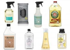 Cleaning Supplies That Smell Good