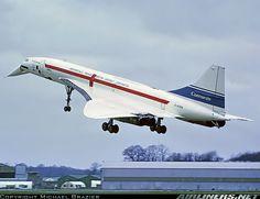 Aerospatiale-BAC Concorde aircraft picture