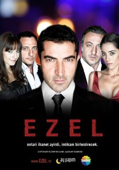 Ezel turkish TV series, content and staring