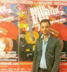 Francesco Fusco - Social Media Mareting e Digital PR del concorso DALLO STORNELLO AL RAP. #Dallostornelloalrap