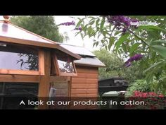 A short video on how to use a solar PV panel & LED strip lights to make your shed eco-friendly.