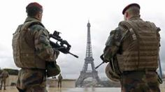 Image copyright                  Reuters                                                                          Image caption                                      The security presence in French cities was increased after the Paris attacks                                The state of emergency imposed in France after the Paris attacks must be extended to protec