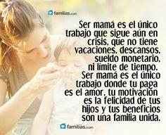 Yo amo a mi familia #amor #familia #frases www.familias.com