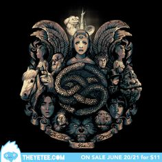 """NeverEnding Story! <3  """"Do What You Dream"""" tee by Megan Lara on yetee.com"""