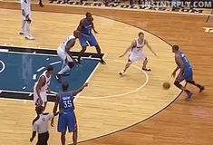 """Read Awesome Ankle-Breaker GIFs"""" and other Sports Lists articles from Total Pro Sports. Basketball Games Online, Basketball Moves, Basketball Videos, Basketball Tricks, Basketball Season, Basketball Legends, Basketball Players, Sports Gif, Sports Photos"""