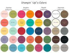 2013-2014 SU New Color Palette