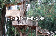ive always wanted one, might as well build one for my kids when im older,