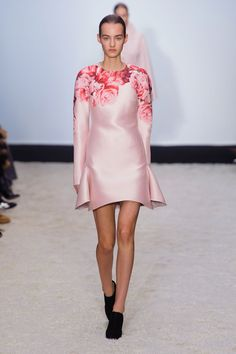 Pin for Later: Autumn in 100 Outfits: The Must-See Looks From the Major Fashion Weeks Giambattista Valli Autumn/Winter 2014