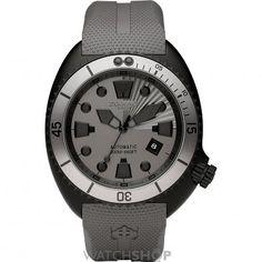 Mens Zodiac Diver Smoke Screen Automatic Watch ZO8009
