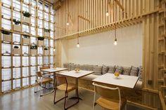 IT Cafe by Divercity Architects