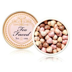 Sweetheart Beads Radiant Glow Face Powder 24g - so cute they are shaped like hearts  | #EssentialBeauty | BeautyBay.com