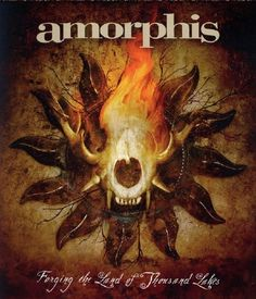 Music videos: Amorphis - Forging The Land Of Thousand Lakes (201...