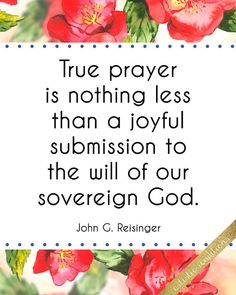 True Prayer Quote Digital Scripture Art Print 8x10 Pink Floral Gold Foil