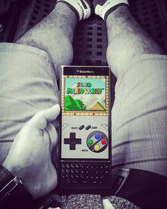 #inst10 #ReGram @djidam: Beste Beschäftigung im Zug  #backtotheroots #supermarioworld #yoshi #mario #supernintendo #emulator #BlackBerry #priv #train #game #BlackBerryClubs #BlackBerryPhotos #BBer #BlackBerryPRIV #PRIV #AndroidOS #Android #BlackBerry #BlackBerryMens
