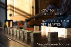 Wow - a seriously good, comprehensive primer (without being overwhelming) on how to get started on homeschooling. Perfect for those who are interested (or just curious), but aren't sure where to begin.