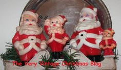 Gurley Santa candles - monkeybox