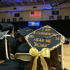 A #PSUgrad ROAR at Penn State Brandywine @Penn State