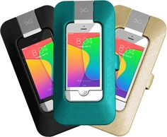 Everpurse Mini - a wallet that charges your iPhone!