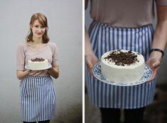 Piškotový dort s mascarpone   Děvče u plotny Other Recipes, Desserts, Anna, Food, Kitchen, Mascarpone, Tailgate Desserts, Deserts, Cooking