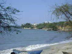 Playa de  Santa Marta....ya tendré la oportunidad de regresar