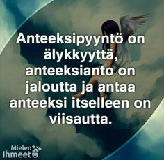 Finnish Language, Powerful Words, Live Life, Self Love, Wise Words, Falling In Love, Meant To Be, Spirituality, Motivation