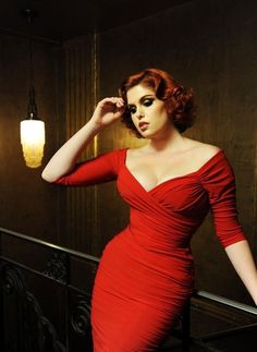 curvy dresses for girls (163)