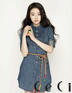 Wonder Girls So Hee - Ceci Magazine March Issue '12