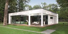 EbenLeben : une maison contemporaine conçue pour les seniors   Construire Tendance