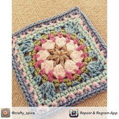 By @crafty_spice #crochet #crocheting #crochetersofinstagram #instacrochet #capturethecrochet