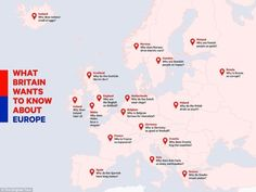 Most Googled questions Britain asked about Europe. via @