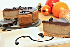 Cheesecake cu Cafea si Rom/ Coffee and Rum Cheesecake