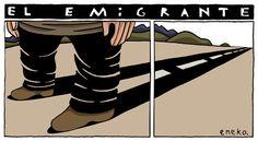El emigrante - Eneko