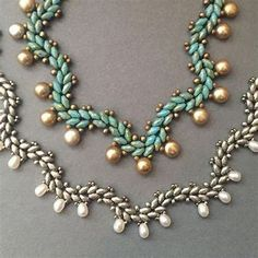 Image result for Super Duo Bead Bracelet Tutorials