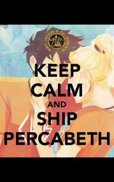 PERCABETH!!!
