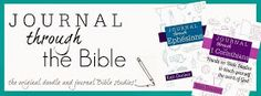 Stone Soup for Five: What's in my Bible Journal?