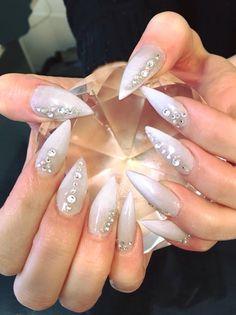Babyboomer Light Elegance, Vip, Gel Nails, Art Ideas, Nail Art, Studio, Elegant, Rose, Image