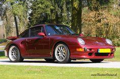 Porsche 911/993 Turbo S, 1997