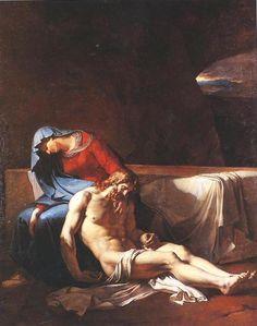 Le Christ mort soutenu par la Vierge, 1789