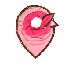 POM Amsterdam SpringSummer 2014 ★ cupro double pink 405
