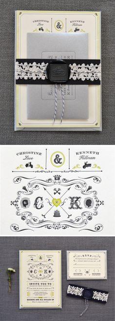 Christine & Kenny Printing: www.gilahpress.com  www.icecreamsocialshoppe.com/blog/2013/4/17/christine-kenny