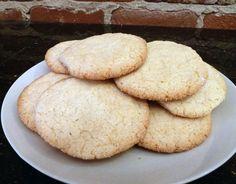 Grandma's Secret Sugar Cookie Recipe: 5 Steps (with Pictures) Sugar Cookies Recipe, Cookie Recipes, Dessert Recipes, Granny's Recipe, Recipe Ideas, Halloween Sugar Cookies, Brownie Cake, Brownies, Cookie Crumbs