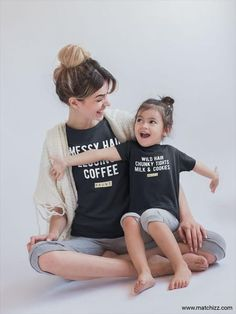 Items similar to Mommy and Me Outfits Baby Shower Gift Mother Daughter Shirts Mom Life Girl Matching Shirts on Etsy Aunt And Niece Shirts, Mother Daughter Matching Shirts, Baby Shirts, Shirts For Girls, Mom And Son Outfits, Niece Gifts, Queen, Baby Bodysuit, Mothers