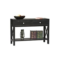image of Anna Console Table in Black