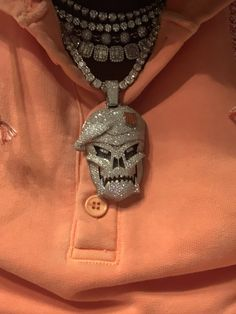 "Lil Yachty ""Nuthin' 2 Prove"" Album Drops Next Week Sparkly Jewelry, Bling Jewelry, Jewelery, Jewelry Accessories, Vintage Jewelry, Handmade Jewelry, Estilo Rihanna, Rapper Jewelry, Diamond Skull"