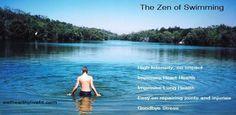 The Zen of Swimming.