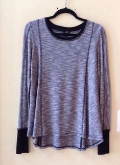 NWT CABLE & GAUGE WOMEN'S MULTI-COLOR POLY/SPANDEX/RAYON LONG SLEEVE BLOUSE SZ S #CableGauge #Blouse