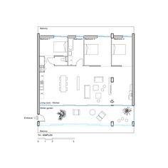 Lacaton & Vassal . 59 dwellings . MULHOUSE (29)
